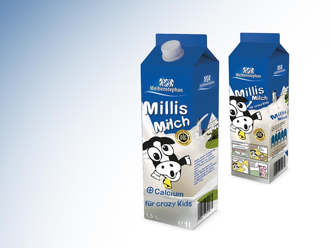 shdesign Milch